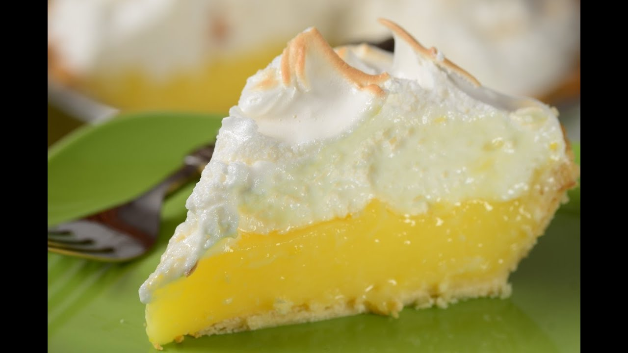 Lemon Pie Filling And Cake Mix Recipe