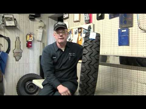 Q&A With Carl - Bias Ply Vs Radial Tires