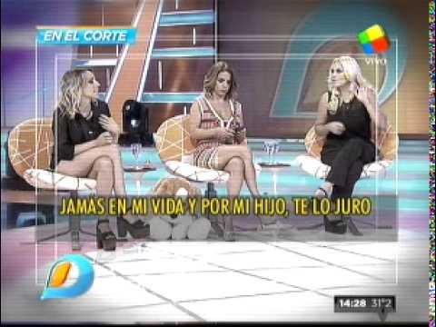 """Verónica Ojeda en el corte de Intrusos: """"Voy a seguir haciendo mier… a Rocío Oliva"""""""