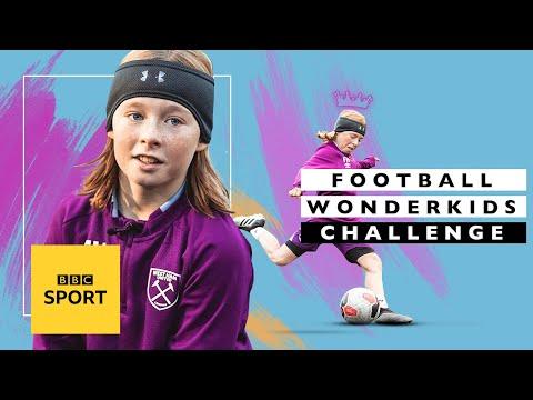 Can West Ham U14 Fletch Win The Challenge?   WONDERKIDS