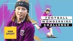 Can West Ham U14 Fletch win the challenge? | WONDERKIDS