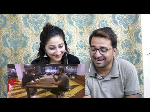 Pakistani React to Virat Part 1| Breakfast with Champions