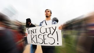 3 Occupy Austin Activists Arrested During Tent City Rises