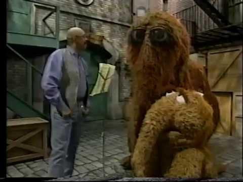 Sesame Street  Alice's Snuffle Blowing