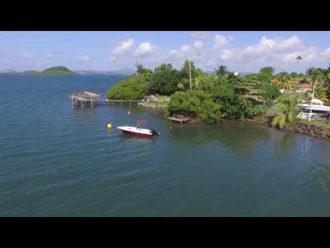 Martinique - Les 3 Ilets en Drone