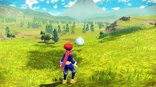 OPEN WORLD POKEMON GAME (Pokemon Legends: Arceus Gameplay)