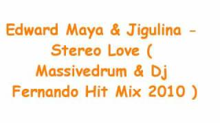 SoundHound - Stereo Love [Massivedrum DJ Fernando Remix)] by Edward