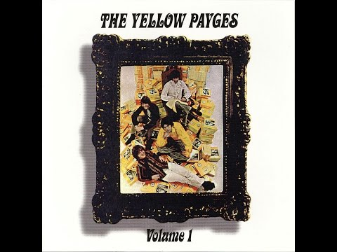 The Yellow Pages  1968  Volume 1 (vinyl record)