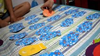 gofish memory game play