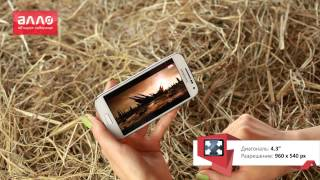 Видео-обзор смартфона Samsung Galaxy S4 mini
