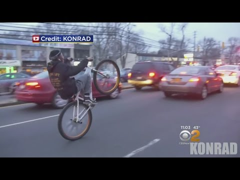 Brazen Staten Island Bike Riders Taken Into Custody