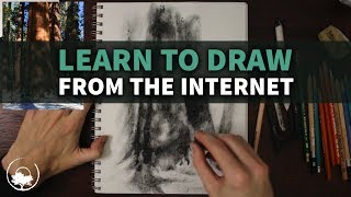 Learning to Draw From the Internet + Time Lapse