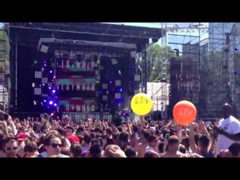 Summertime Sadness(Cedric Gervais Remix) - Lana del Rey EDC NYC 2013