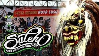 Buto Gedruk Saleho 86 Karya Budaya Indonesia Pesta Gedroek Kota Susu Boyolali