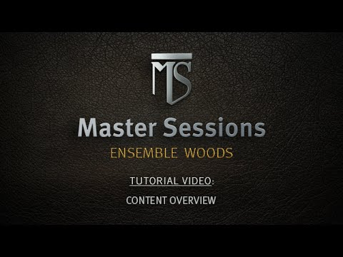 Heavyocity - Master Sessions: Ensemble Woods - Content Overview