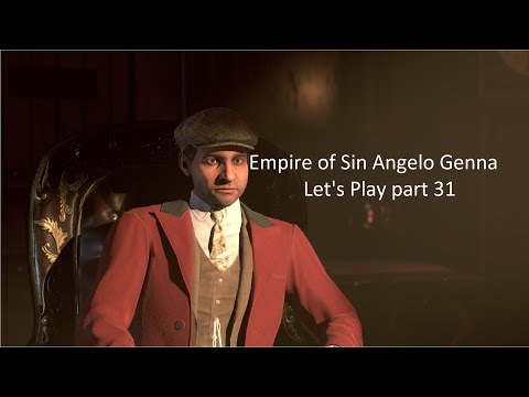 Empire of Sin Part 31 Angelo Genna Let's Play: Holding on!!! |