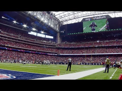 Birth of a Network – NRG Stadium, Houston, TX