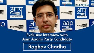 AAP right platform for the youth to serve people: Raghav Chadha