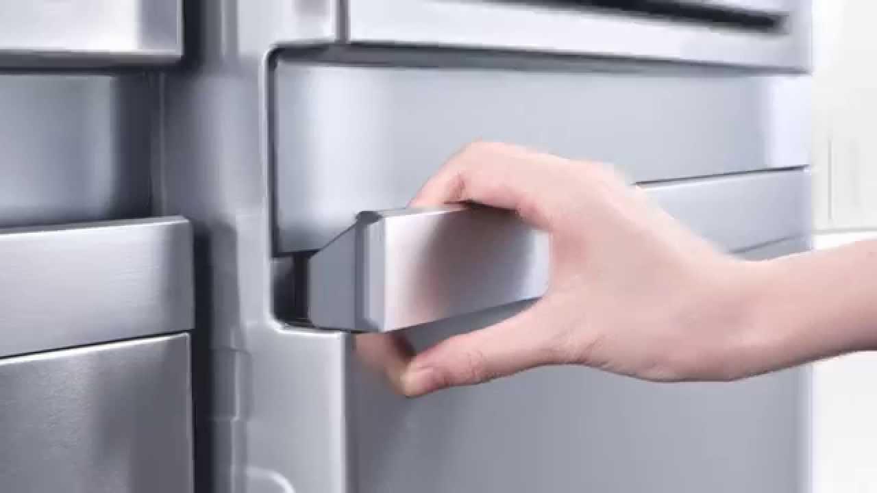 Side By Side Kühlschrank Mit Barfach : Lg kühlschrank gsp pzqz produktvideo youtube
