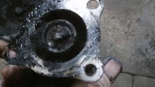 RENAULT 1 5 DCI EGR VALVE CLEANING