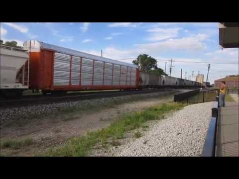 Trains of Fostoria, Ohio.