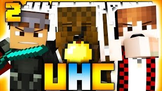 "Minecraft UHC: Ultra Hardcore Mod Season 6 ""HOUSE TRAP"" #2"