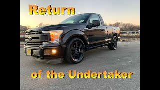 The return of my 2018 Whipple F-150