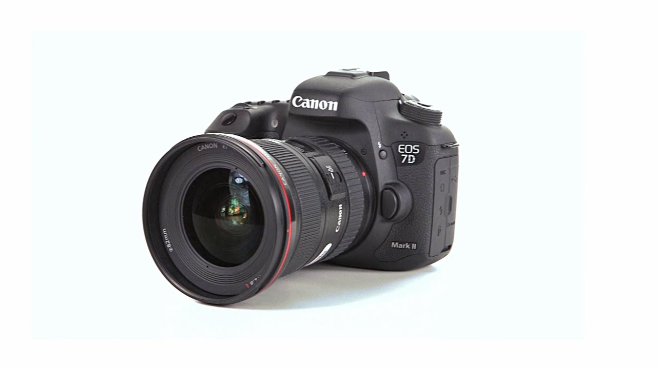 Hands-On Review: Canon | EOS 7D Mark II - YouTube