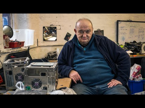 Salvage Operation | Made In Stoke-on-Trent