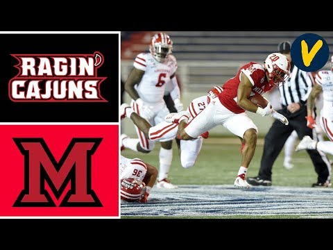 Louisiana Vs Miami (OH) Highlights    2020 Lendingtree Bowl Highlights   College Football