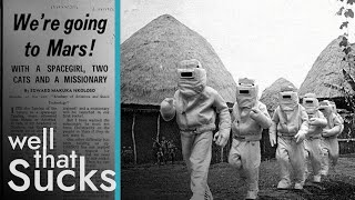 When Zambia Tried To Go To Mars (and failed)