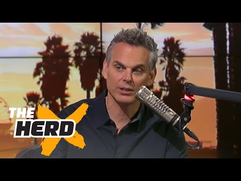 Colin Cowherd Reacts To Patriots WR Julian Edelman Facing A 4-game Suspension | NFL | THE HERD