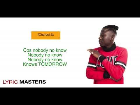 Stonebwoy-Tomorrow (Lyric Video)