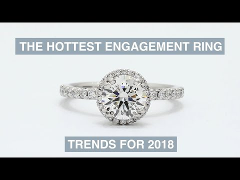 17 Engagement Ring Settings Styles You Need To Know In 2020