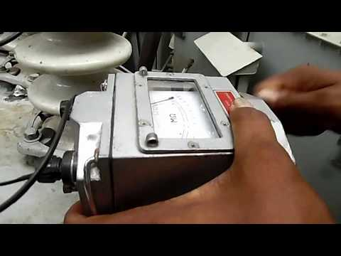 How insulation resistance test practical with megger meter test in Bangla english