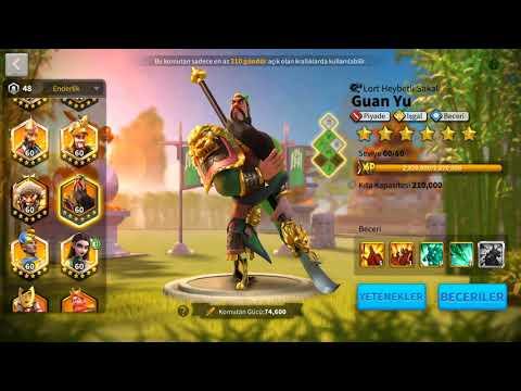 Guan Yu ve