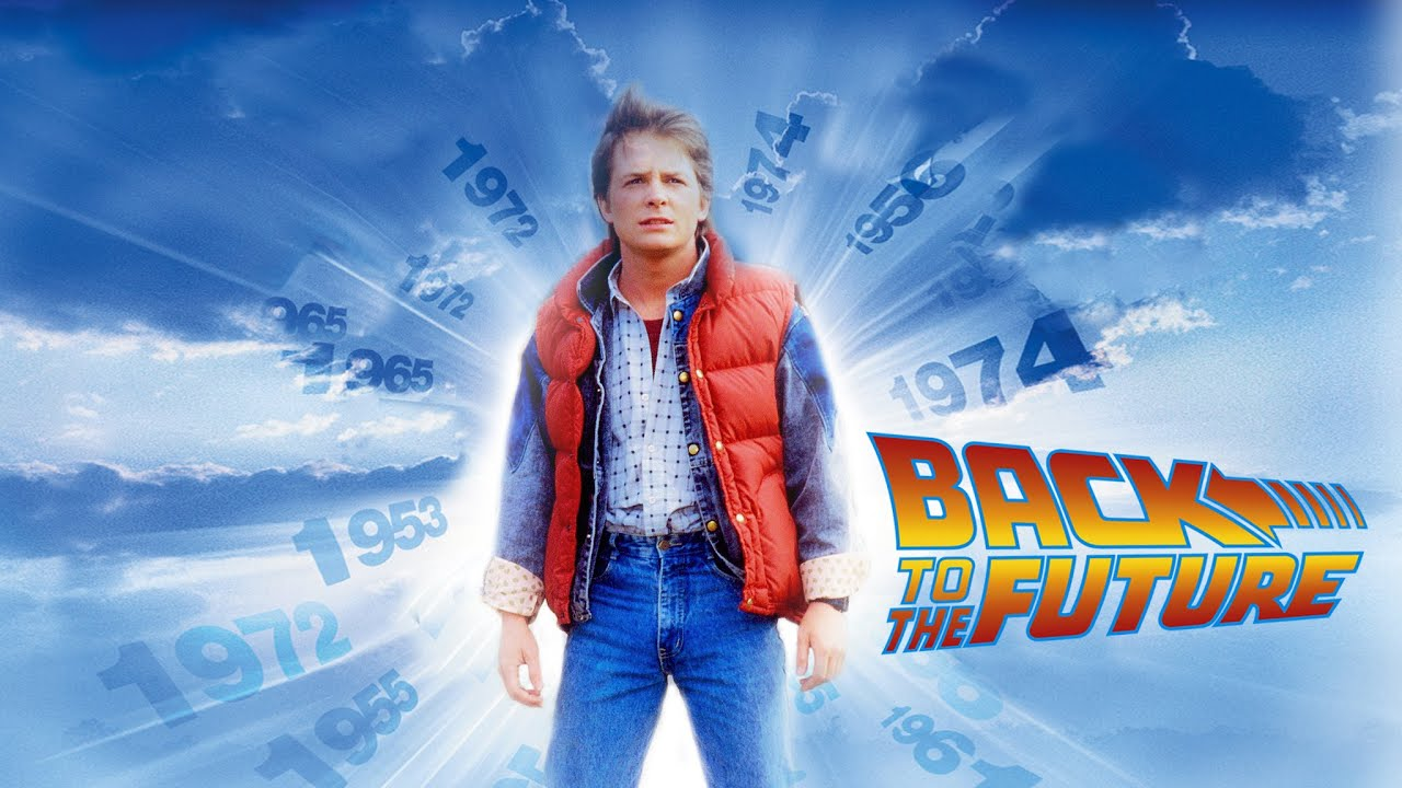Back to the Future Trilogy 30th Anniversary TV Show (Quantum Leap Mashup)