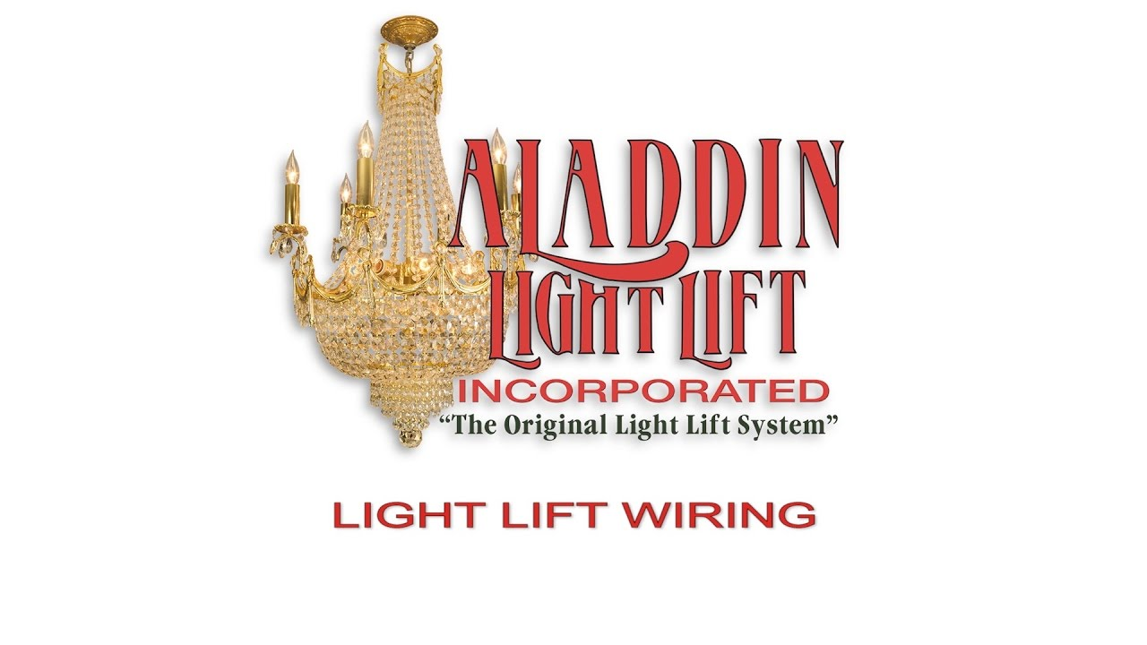 Light lift wiring youtube light lift wiring aladdin lift systems arubaitofo Image collections