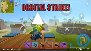 Rocket Royale   ORBITAL STRIKE!! (super epic)
