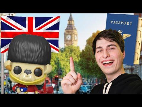 Funko Pops Around the World   United Kingdom