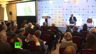 Лавров выступает на конференции по нераспространению ядерного вооружения