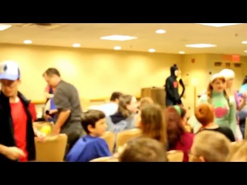 The Mystery of Gravity Falls -  Dragon*Con 2015