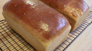Whole Wheat Flax Bread (Bakery Recipe)
