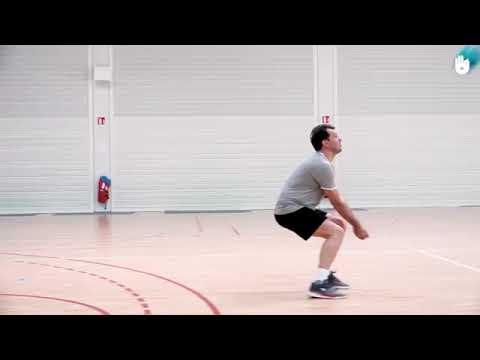 voleibol recepcion del balon