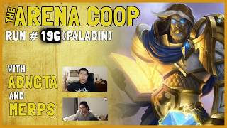Arena Coop #196: Paladin with Merps and ADWCTA