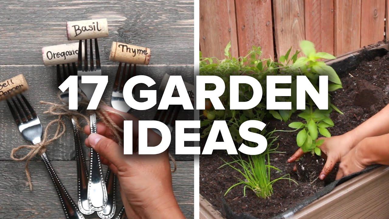 Download 17 Fun Garden Ideas