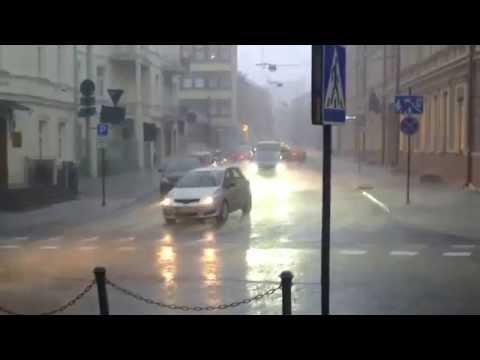 Uraganas Vilniuje 20 05 2014