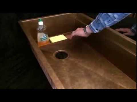 copper sponge holder for kitchen sink - Kitchen Sink Holder