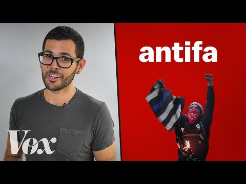Don't fall for the antifa trap - 동영상