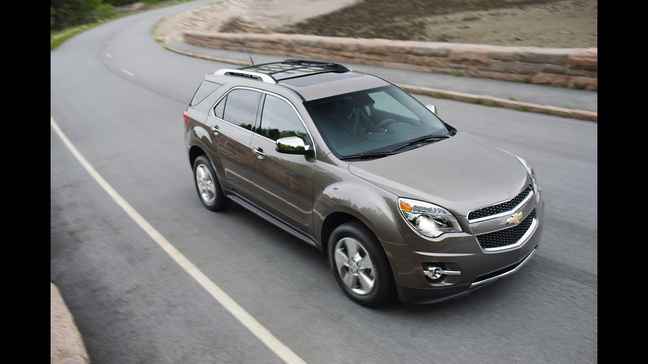 2013 Chevrolet Equinox Drive Time Review with Steve Hammes
